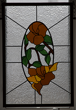 Hibiscus Window